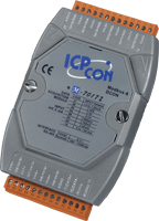 M-7017Z 10/20 channel Analog Input Module (ModBus_DCON Protocol)