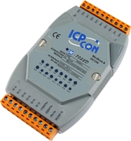 M-7053D Isolated Digital Input Module 16 ch DryC, LED (ModBus_DCON Protocol)