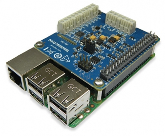 MCC-152 Voltage Output & DIO DAQ HAT for Raspberry Pi