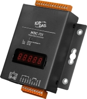 MDC-711  Modbus Data Concentrator (1x Ethernet+ 1 x RS-232, 1 x RS-485)