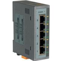 NS-205A 5 port Ethernet Switch (12-48V Power)