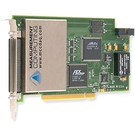 PCI-DAS6025  16-Channel, 12-Bit, 200 kS/s DAQ Board with 32 Digital I/O and Two 12-bit Analog Outputs