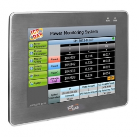 "PMD-4201 10.4"" TFT LCD Power Meter Logger (with Touch Panel)"