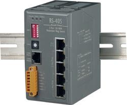 RS-405 5 port Redundant Ethernet Ring Switch