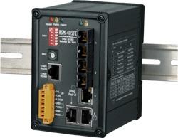 RSM-405FCS 3x Ethernet Ring + 2x Fibre Switch (SC) -rugged- 15km