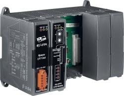RU-87P4 RS485 Expansion Unit - 4 slots