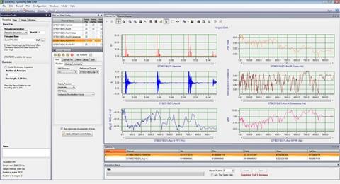 SP8073-KEY  QuickDAQ Advanced FFT Analysis Option