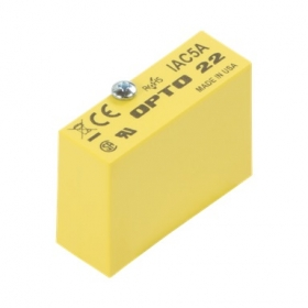 SSR-IAC-05A  Solid-State Relay Module, Single, AC Sense, 180 to 280 VAC/VDC