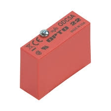 SSR-ODC-05A  Solid-State Relay Module, Single, DC Switch, 5 to 200 VDC, 1 A