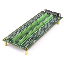 TB-102  Termination board with screw terminals