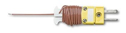 TC6-K Beaded Thermocouple - Type K (1.8m cable)