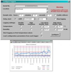 ThermoV  Thermodata Viewer Data Logging software