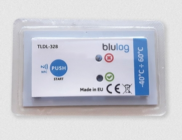TLDL-336 Reusable Temperature Logger 3 Years, 5000 measurements