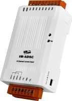 tM-AD8C  8-channel Isolated current Input Module