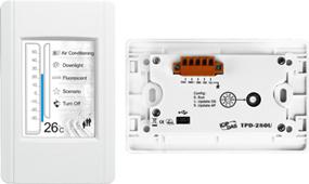 "TPD-280U-H 2.8"" Touch Screen HMI Display"