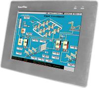 "TPM-4100  10.4"" Touch Panel Monitor (aluminium case)"