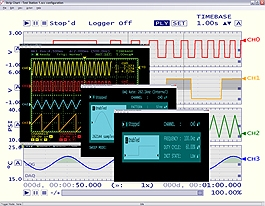 TracerDAQ® Pro  Out-of-the-Box Virtual Instrument Suite – Professional Version