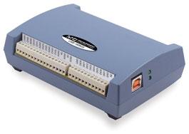 USB-1608GX 16-Bit, 500 kS/s, Multifunction USB Data Acquisition Device