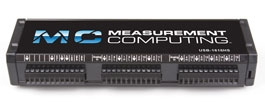 USB-1616HS 16-Bit, 1 MS/s, Voltage and Temperature Device with 16 SE/8 DIFF Analog Inputs