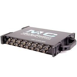 USB-1616HS-BNC  16-Bit, 1 MS/s, High-Speed DAQ Device with 16 DIFF Analog Inputs and BNC Connectors