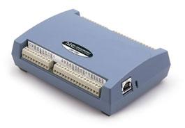 USB-TEMP 8-Channel Temperature Measurement USB Data Acquisition Device