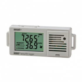 HOBO® UX100-003 Temperature & Humidity Data Logger