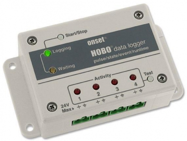 HOBO® UX120-017M 4-channel pulse input logger - expanded memory