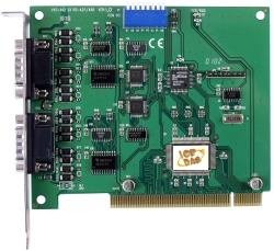 VXC-142U 2-port RS422 / RS485 Comms Card (Universal PCI)