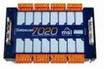 7020 16 channel analog input module (V, I, Tc)