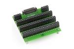 CIO-MINI68  Universal screw-terminal board, 68-pin