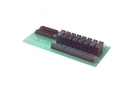 CIO-SERB08 Electromechanical Socketed Relay Accessory, Form C, 10 A (SPDT), for CIO-DIO24 Series
