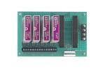 ISO-DA04P  5B Module Backplane for 50-Pin, PCI-DAC/DDA04 Series, 4-Channel