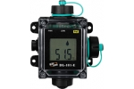 DL-101E Remote Temp/RH Data Logger+Alarm, IP66,LCD (ModbusTCP)