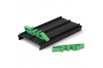DRM DIN-Rail Mounting kit for the USB-1616HS/-2/4