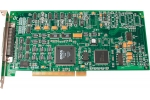 DT304-PBF  PCI data acquisition board, 12-bit; 400 kHz, 16SE/8DI analog inputs, 2 analog outputs