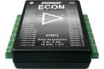 DT9812-10V  Low Cost USB Data Acquisition (DAQ) Module, 12-bit, 50kHz, 8 AI, 2 AO, 16 DIO, 1 C/T