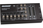 DT9836-6-0-BNC  Simultaneous USB DAQ Module; 16-bit, 225kHz, 6 AI, 32 DIO, 2 C/T, 3 Q/D, BNC Connectors