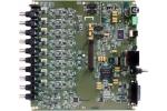 DT9857E-8-OEM  USB Dynamic Signal Analyzer: 8 IEPE AI, 24-bit, 105.4 kHz; 2 AO, 32-bit, 216 kHz; 16 DIO; 1 Tachometer; No enclosure