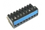 EP349 Terminal Block Set: Inc.six 9-pin terminal blocks.