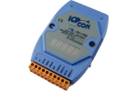 I-7011PD Thermocouple I/P module w/LED display (1AI+1DI+2DO)
