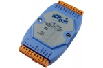 I-7065 Relay Output and isolated digital input Module (5/4)