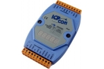 I-7080D Isolated Counter/Frequency Module (2CI/2DO) w/display
