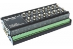 Inet-100HC 8Diff/16se Analog IP, 8 A/O, 8 Dig I/O Unit (High Dr)