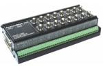 Inet-100HC 8Diff/16se Analog IP, 8 A/O, 8 Dig I/O Unit (High Dr)
