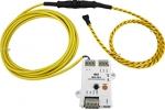 iSN-101/S/DIN Liquid Leak Detection Module, 1m Leak detect Cable (DIN-Rail mount)