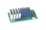 ISO-DA08/P 5B Module Backplane for 50-Pin DAC/DDA08 Series, 8-Channel