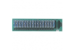 ISO-RACK16  Isolation Module Backplane for DAS16 Series, 16-Channel