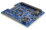 MCC-128-OEM Voltage Measurement 16-bit DAQ HAT for Raspberry Pi (No hdrs)