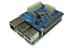 MCC-152 Voltage Output & DIO DAQ HAT for Raspberry Pi