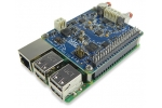 MCC-172 IEPE Measurement DAQ HAT for Raspberry Pi